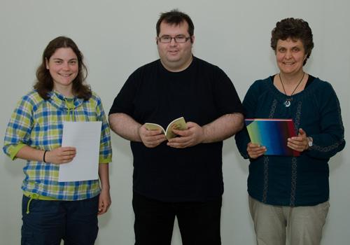 Gruppenfoto Sprachmacht